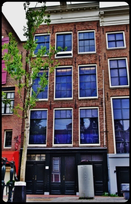maison d'Anne Frank 2012