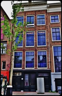 maison d'Anne Frank/ Amsterdam 2012