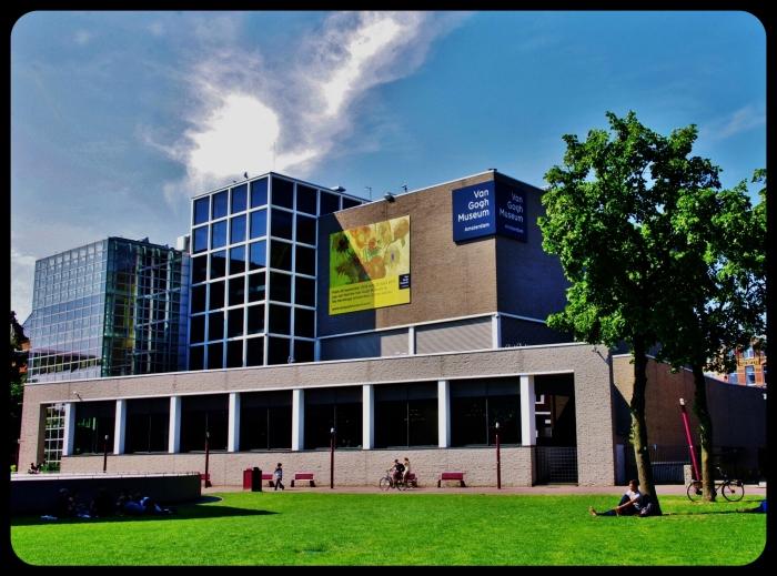 Musée Van Gogh 2012