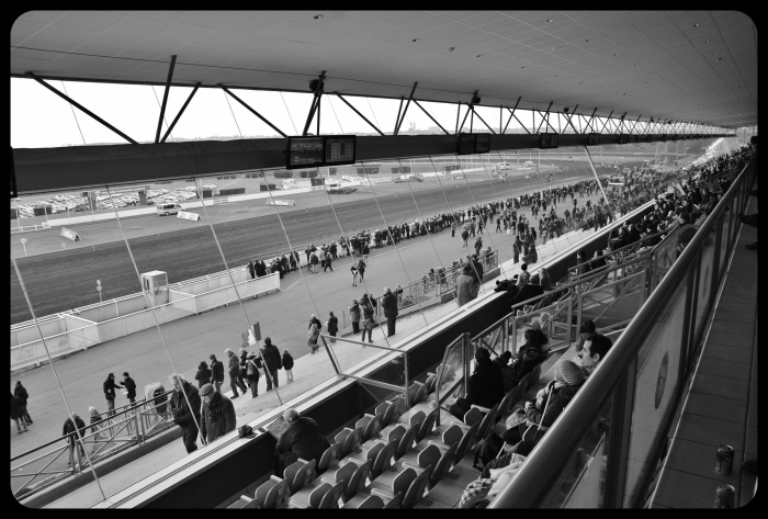 Hippodrome de Vincennes 2015