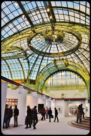 Le grand palais 2015