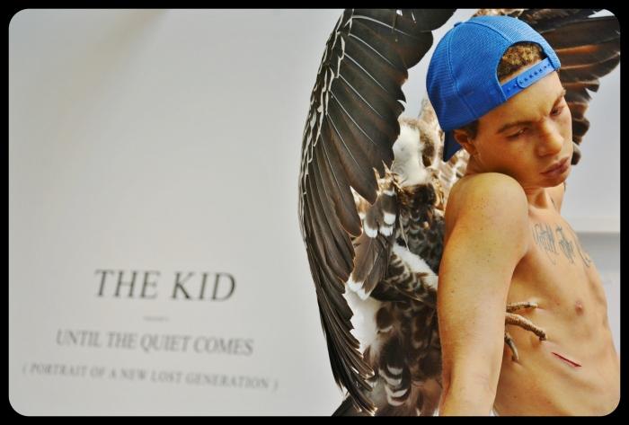 LE GRAND PALAIS 2015/The Kid