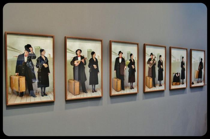 Paolo Ventura. Le Grand Palais 2015