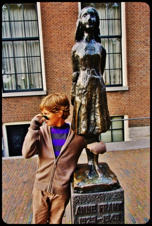 Anne Frank/ Amsterdam 2012