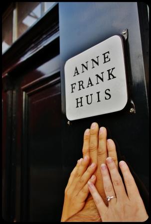 Anne Frank / Amsterdam 2012