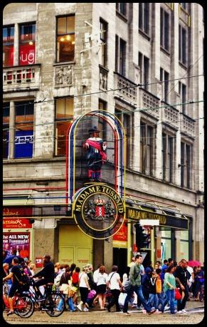 "Amsterdam/ 2012 ""Madame Tusseau"""