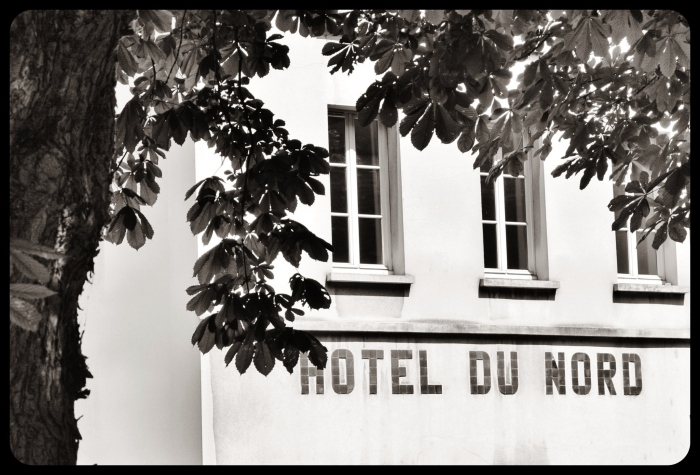 Canal Saint-Martin 2015. Hotel du Nord