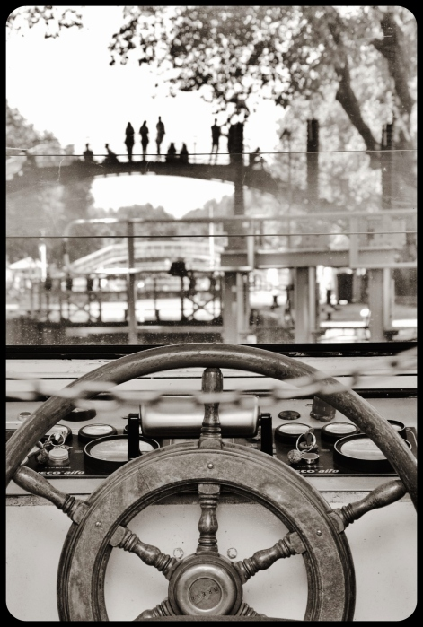Paris/ canal St Martin 2015
