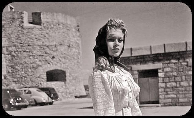 Brigitte Bardot /Saint Tropez