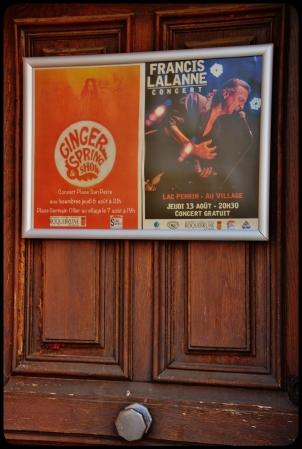 Roquebrune sur Argens 2015/ Francis Lalanne
