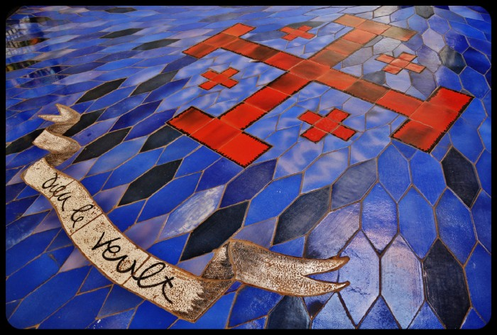La chapelle Notre Dame de Jérusalem / 2015