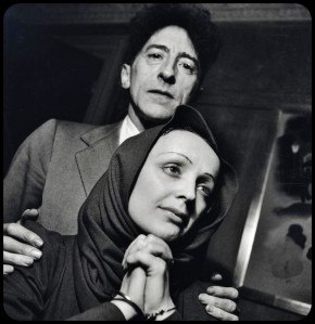 Jean Cocteau et Edith Piaf