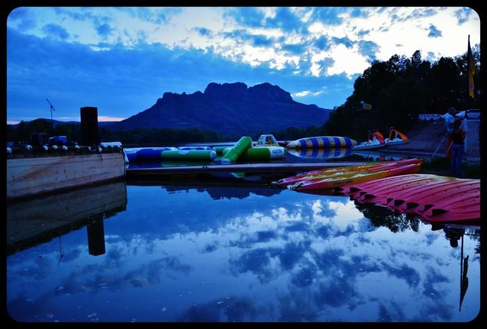Roquebrune sur Argens 2015 Lac Perrin