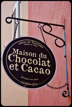 Roquebrune sur Argens /maison du chocolat 2015