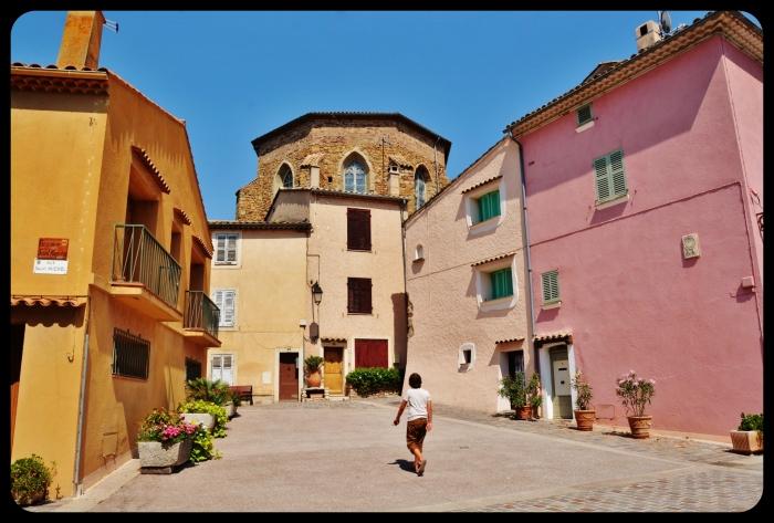 Roquebrune sur Argens 08/2015