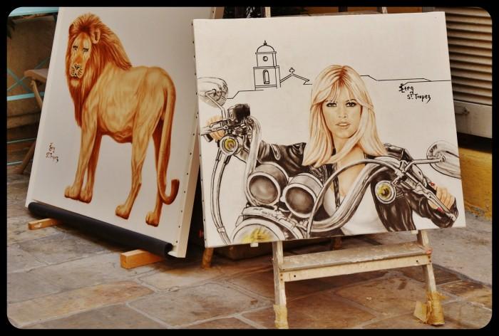 Saint Tropez /Brigitte Bardot 2015