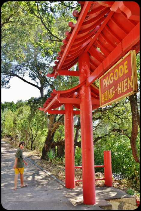 Pagode Hông Hiên/ Fréjus 08.2015