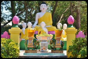Pagode Hông Hiên 08.2015