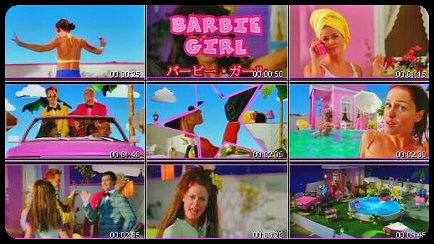"Aqua ""Barbie girl"""