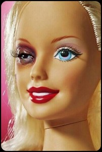 Barbie trash/ barbaraeichert.com