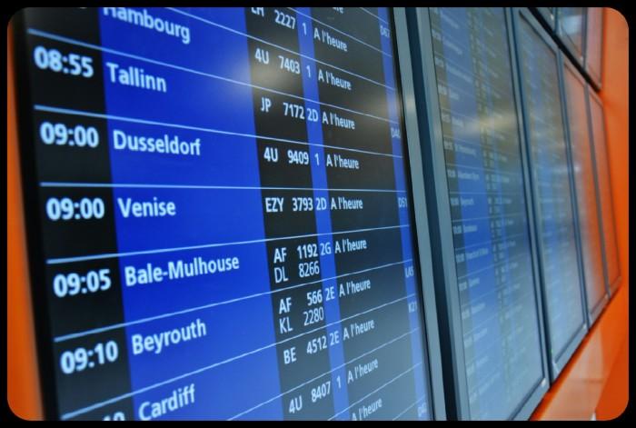 Aéroport Roissy Charles de Gaulle 2016