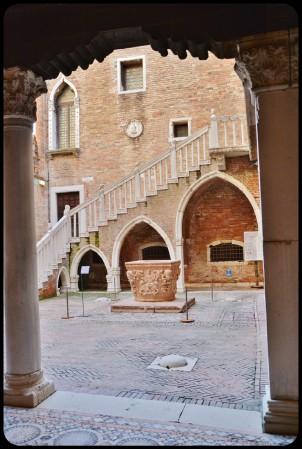 La Ca d'Oro/ Venise 2016