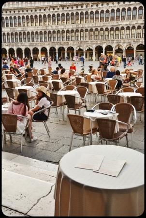 Place Saint-Marc / Venise juin 2016