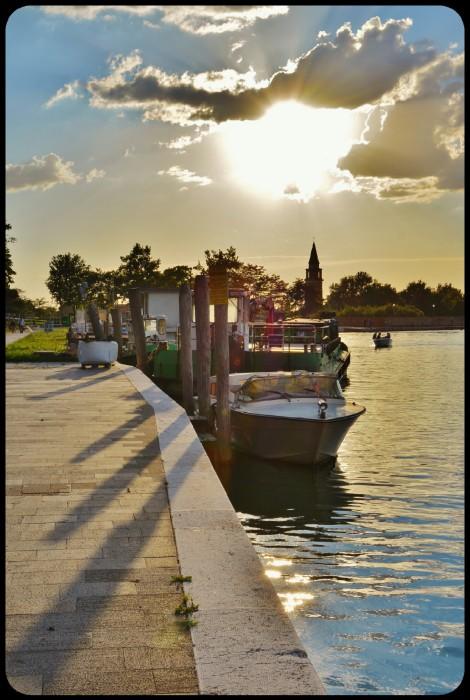 île de Burano / Italie juin 2016