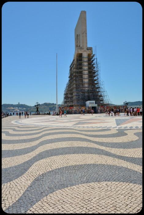 le monument aux découvertes/ Belém 2016