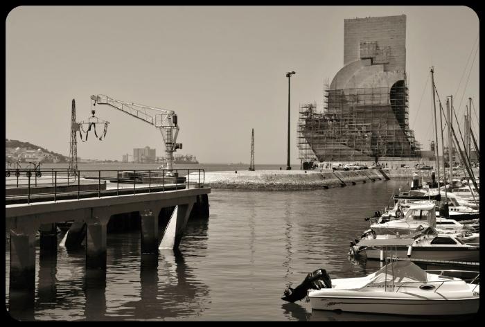 Belém, le monument aux découvertes / Portugal 2016