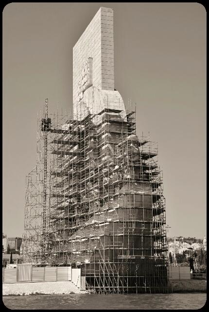 Le monument des découvertes/ Portugal 2016