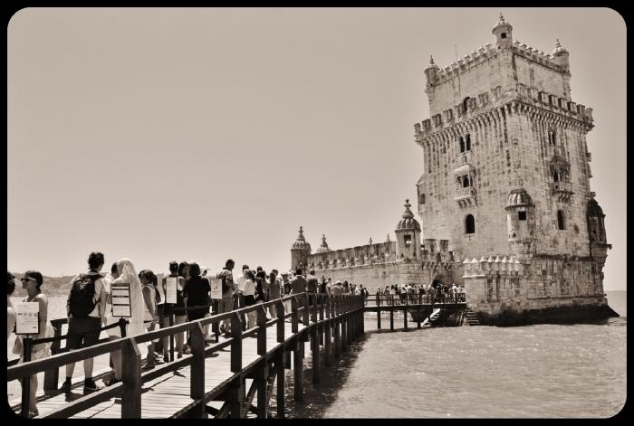 La tour de Belém / Portugal 2016