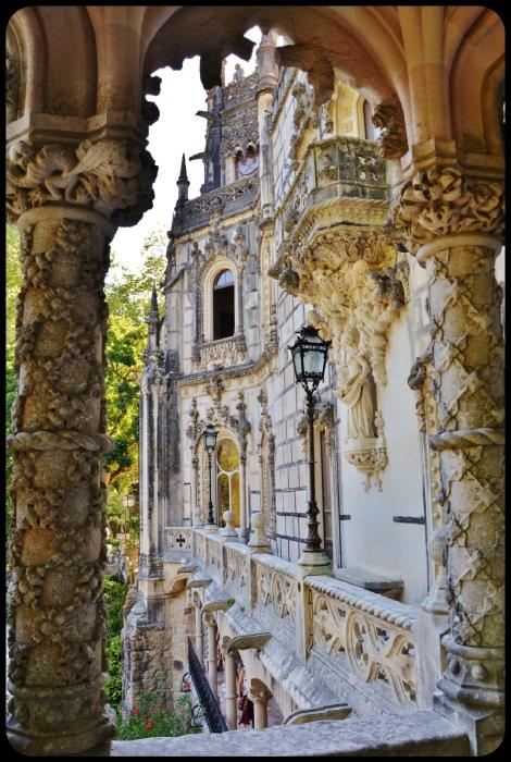 Le palais de la Regaleira/ Portugal 2016