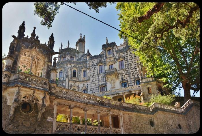 Portugal 2016/ palaisde la Quinta da Regaleira