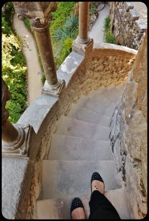 Le palais de la Regaleira / Portugal 2016