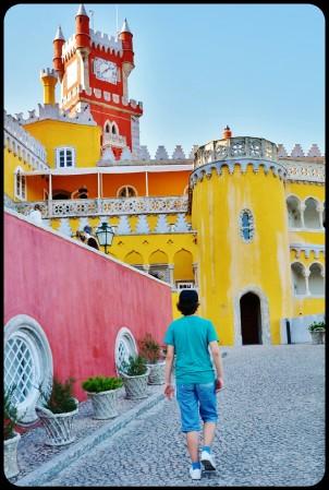 Le palais de Pena / Portugal 2016
