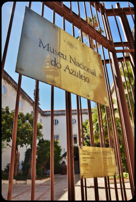 Lisbonne/ Portugal 2016-Museu Nacional do Azulejo