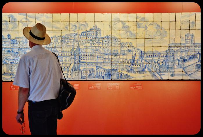 Le musée national de l'azulejo / Lisbonne 2016