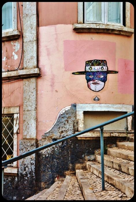 Lisbonne / Portugal 2016 ( artiste Noty et Aroz)