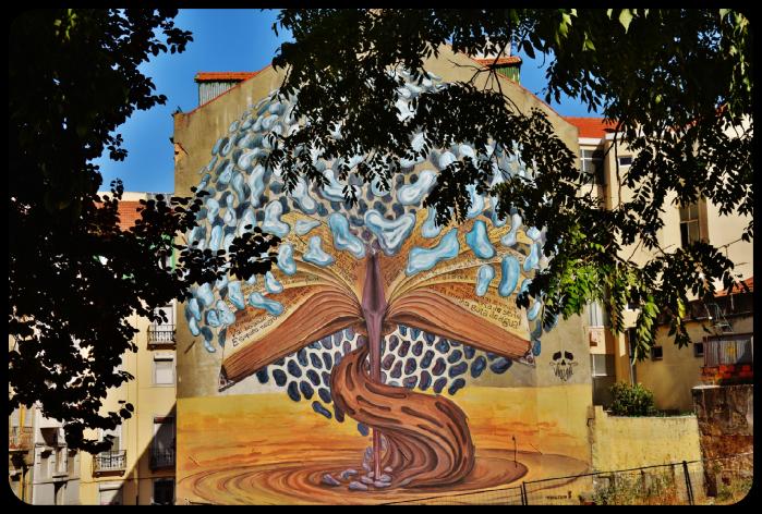 Lisbonne / Portugal 2016 (artiste Violant)