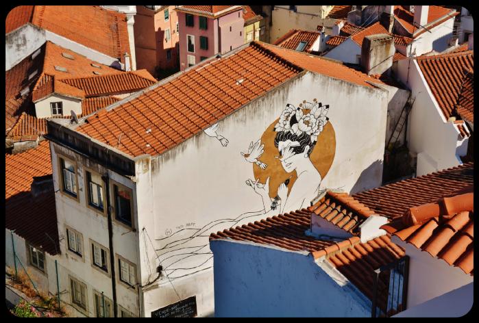 Lisbonne / Portugal 2016 (artiste Tami Hopf )