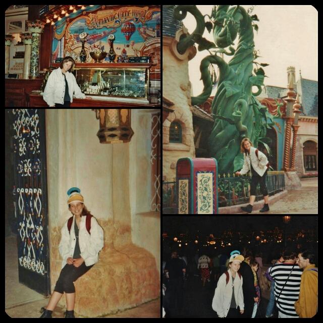 Euro Disneyland 1992