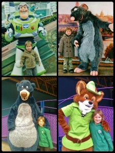 Parc Disneyland / Paris