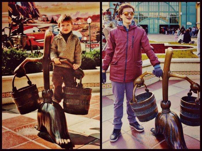 Parc Walt Disney Studio 2007/2017