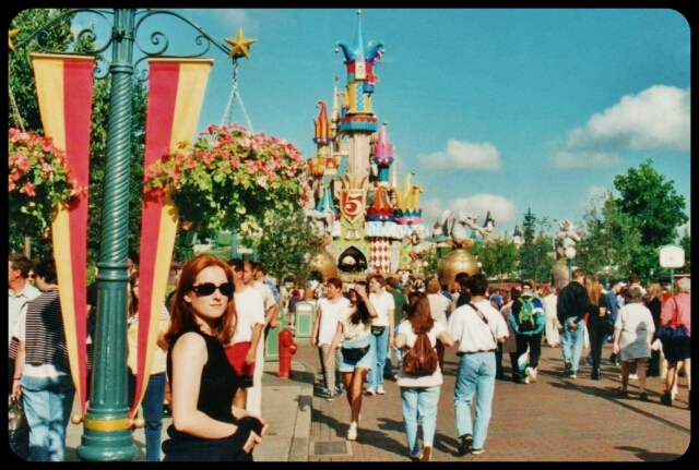 Parc Disneyland 1997 / Paris