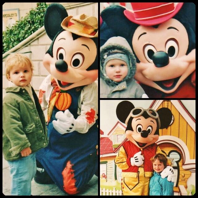 Parc Disneyland / Paris 2005.2008