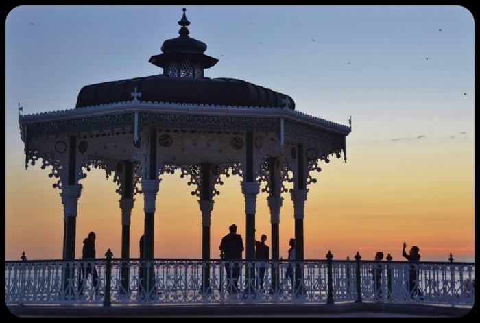 Brighton / UK. 2017