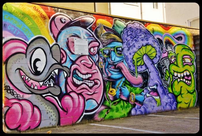 Brighton / UK 2017 by Obit, Dahkoh, Captain kris, Tony Boy, The Real Dill