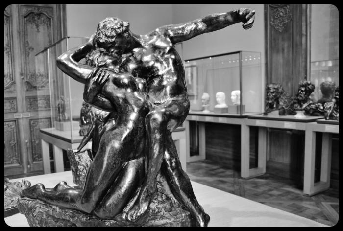 """""""l'éternel printemps"""" d'Auguste Rodin"""