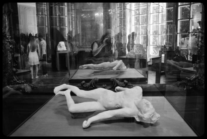 """""""La martyre"""" par Auguste Rodin"""